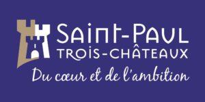 Logo Mairie de Saint-Paul-Tois-Châteaux