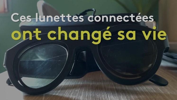 photo reportage lunettes connectées